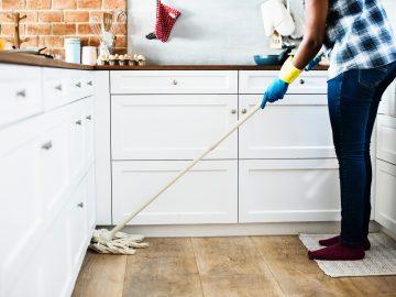 Reinigungsdienst der Gemeinschaftsräume